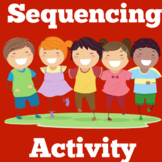 Sequence of Events Activity | Sequence of Events Worksheets | Sequencing