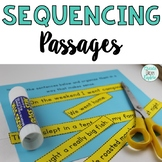 Sequencing Passages for teaching the Organization Trait