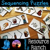 Sequencing Activities with Puzzles