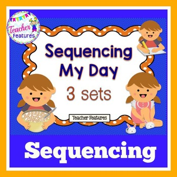 Sequencing Cards and Writing Sheets
