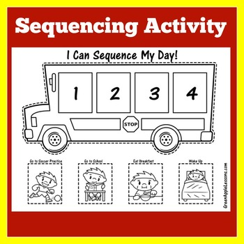 Sequence Of Events Worksheets Teaching Resources Teachers Pay Teachers