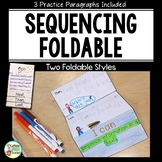 Sequencing Events and Main Idea Foldable Booklets