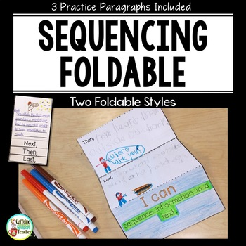 Sequencing Events and Main Idea Foldables