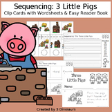 Sequencing: 3 Little Pigs