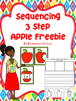 Sequencing (3 Step) - Freebie #1