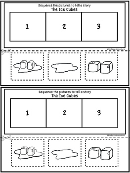 Sequencing (3 Step) - Freebie #2