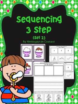 Sequencing (3 Step) Set 2