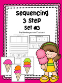 Sequencing (3 Step) Set 3
