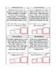 Sequencing- 52 Common Core Standard ELA-Literacy.RI.6.5 Grade 6 Task Cards