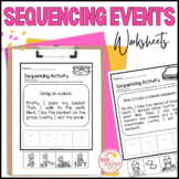 Sequencing Activities Reading Comprehension