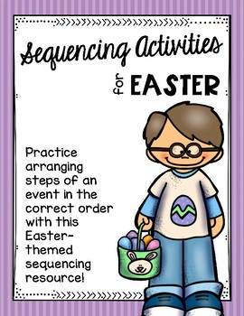 Sequencing Activities for Easter