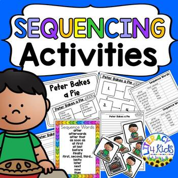 Sequencing Activities for Second Graders