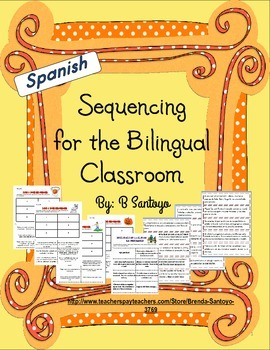 Sequencing Activities in Spanish