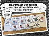 Sequencing Activities of Daily Living/School Routines Grow