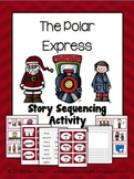 Polar Express Story Sequencing Activity