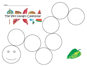 Sequencing Activity: The Very Hungry Caterpillar