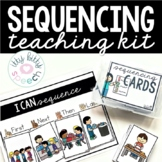 Sequencing All Year Cards (includes Distance Learning BOOM