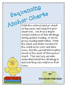 Sequencing Anchor Chart