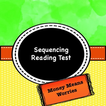 Sequencing Assessment