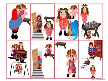 "Sequencing ""Babushka's Doll"" by Patricia Polacco"