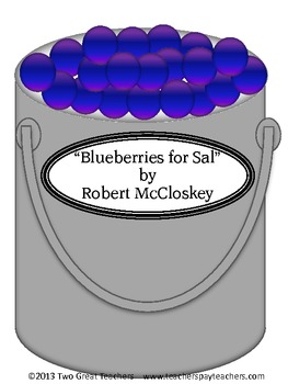 "Sequencing ""Blueberries for Sal"""