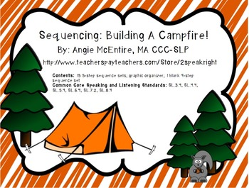 Sequencing: Building A Campfire!