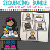 Sequencing Cards and Worksheet Bundle