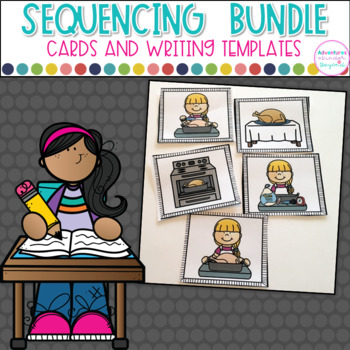 Sequencing Bundle- Pictures and Printables