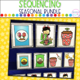 Sequencing Bundle- Seasonal Activities