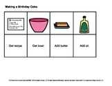 Sequencing Cards (Cooking)