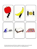 Sequencing Cards - The Ant's Picnic Activity