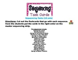 48 Sequencing Cards for Special Education