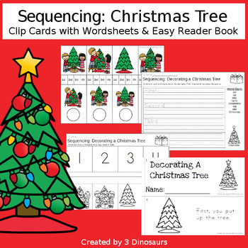 Sequencing: Christmas Tree