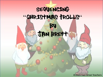 """Sequencing """"Christmas Trolls"""""""
