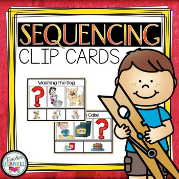 Sequencing Clip Cards