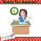 Sequencing Clip art - Rushing a test/assignment
