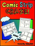 Sequencing-Comic Strip Craze!