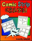 Sequencing-Comic Strip Craze!