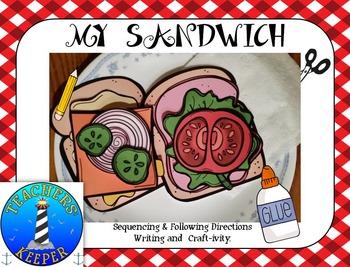 Sequencing Craft: Make a Sandwich