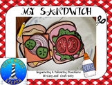 Sequencing Craft: Make a Sandwich (Distance Learning)