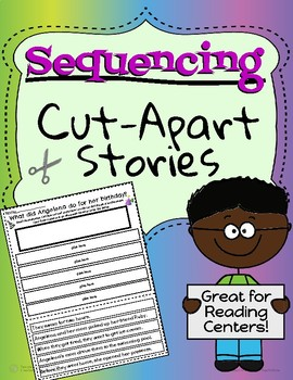 Sequencing Cut-Apart Stoires
