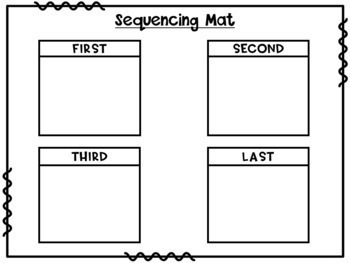 Sequencing-Differentiated Centers and Activities-Reading and Writing