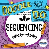Sequencing Doodle Notes and 5 Activities for Finding the S