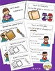 Sequencing Emergent Reader (Peanut Butter/Jelly) and Drawing Activities Reader