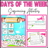 Days of the Week Worksheets and Activities for Sequencing