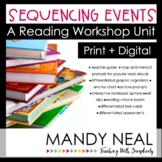 Sequencing Events Reading Workshop Unit | Print + Digital
