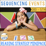 Sequencing Events of a Story Activities and Charts