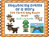 Sequencing Events of a Story- The Three Billy Goats Gruff
