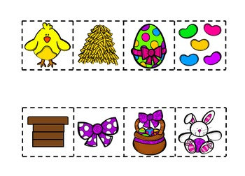 Sequencing FREEBIE: There Was An Old Lady Who Swallowed A Chick