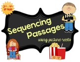 Sequencing Fictional Passages